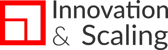 Innovation and Scaling Retina Logo